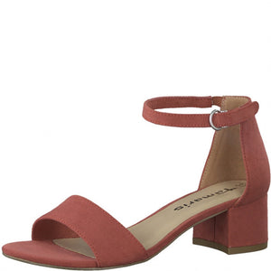 Tamaris, Sandal - Pale Ruby