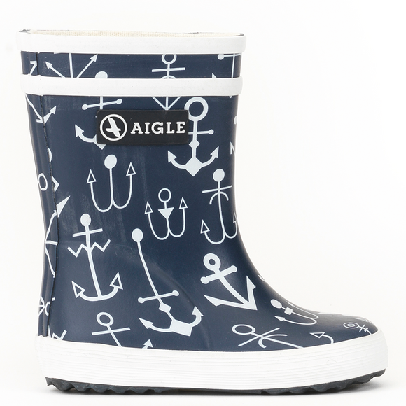 Aigle, Flac Kid Str. 24 - 35 - Navy Anker