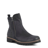 Green Comfort, Strike Boot - Black