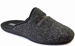 Home Slippers - Dark Grey