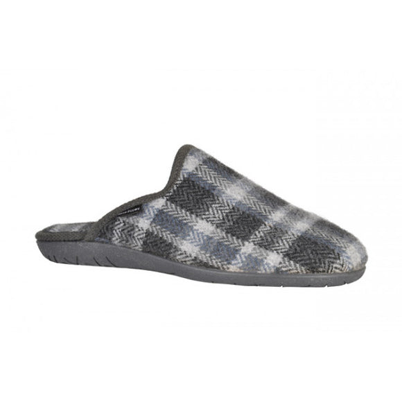Home Slippers - Light Grey