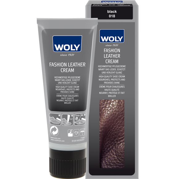 Woly Fashion Leather Cream - Vælg farve