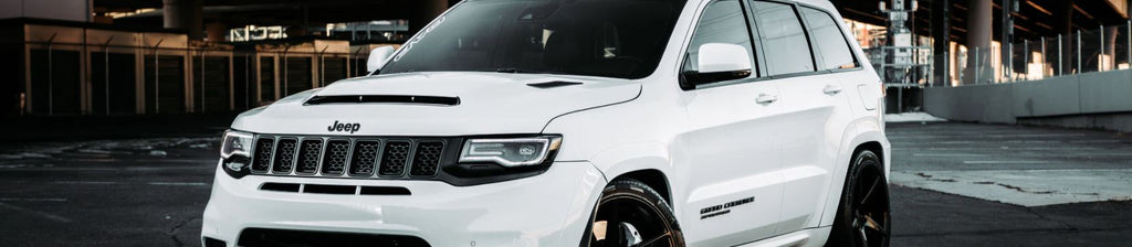 Jeep Grand Cherokee accelerate faster with throttle response