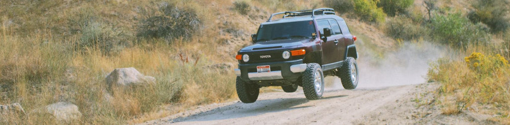 Throttle Acceleration Toyota gets air