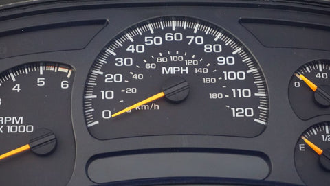 Instrument Cluster Speedometer Replacement and Repairs