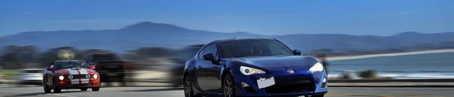 fast cars using throttle response systems