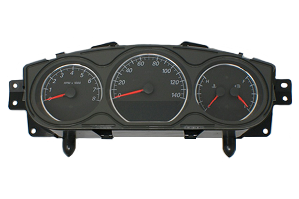 2008 - 2009 Chevrolet Impala - Instrument Cluster Replacement