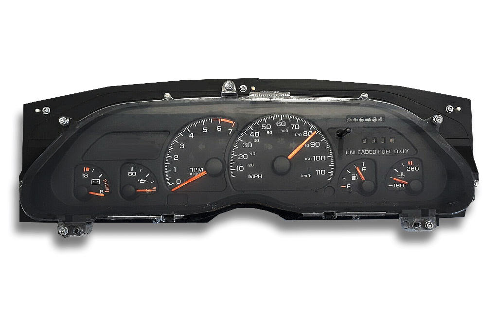 1994-1995 Chevrolet Camaro - Instrument Cluster Repair