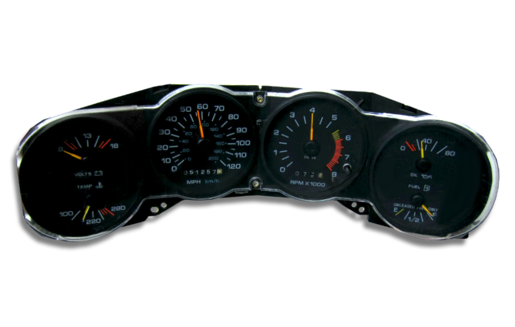 1994 Oldsmobile Achieva Instrument Cluster Replacement