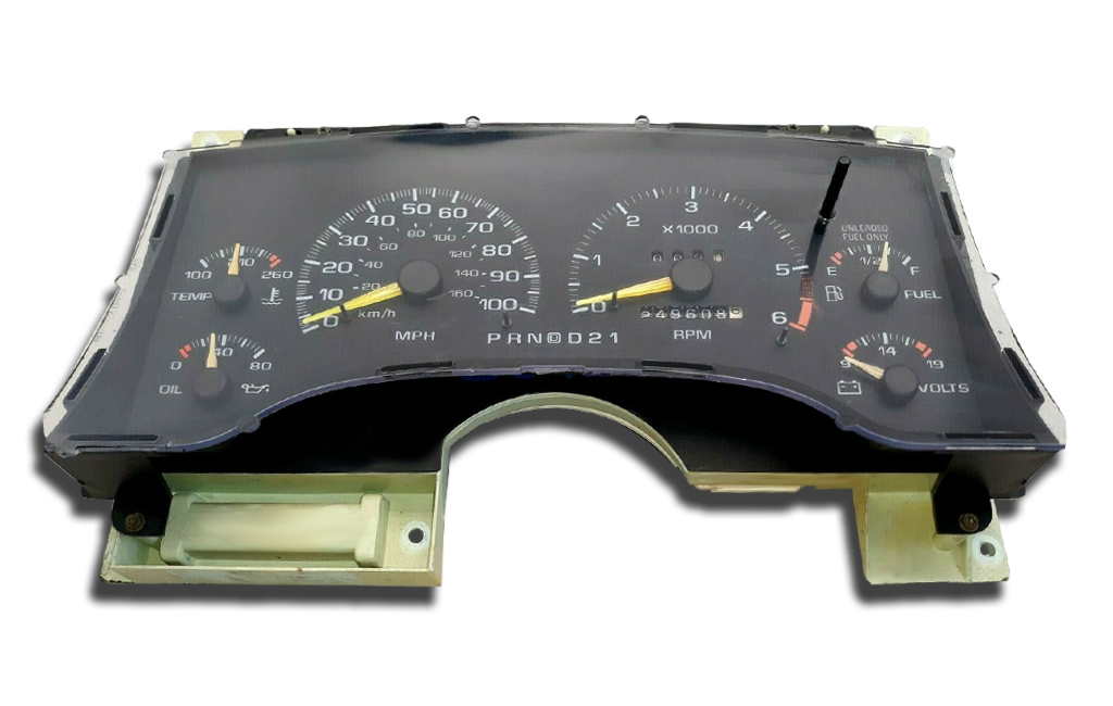1994 - 1997 GMC Jimmy & Sonoma - Instrument Cluster Replacement