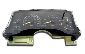 1994 - 1997 GMC Jimmy & Sonoma - Instrument Cluster Repair