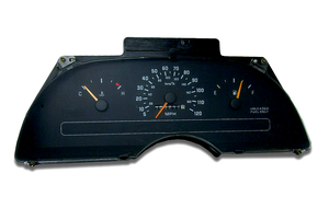 1994 Chevrolet Beretta Instrument Cluster Replacement