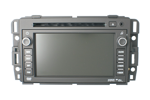 2008 - 2009 Chevrolet Tahoe AM/FM/CD GM Radio Replacement