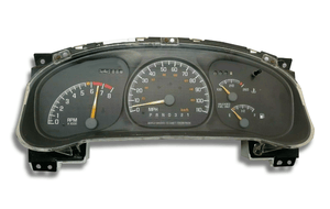 1997 Pontiac Trans Sport - Instrument Cluster Replacement