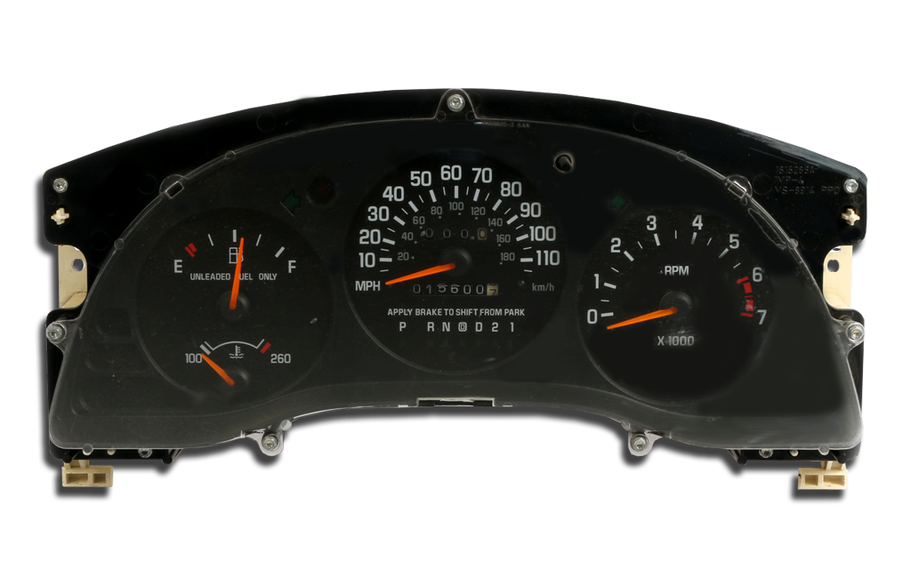 1998 - 1999 Chevrolet Lumina - Instrument Cluster Replacement