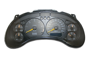 1998 - 1999 GMC Jimmy & Sonoma - Instrument Cluster Repair