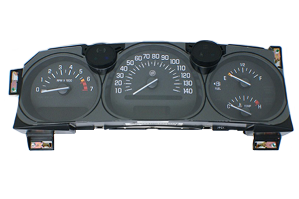 2003 - 2005 Buick LeSabre with tach - Instrument Cluster Replacement