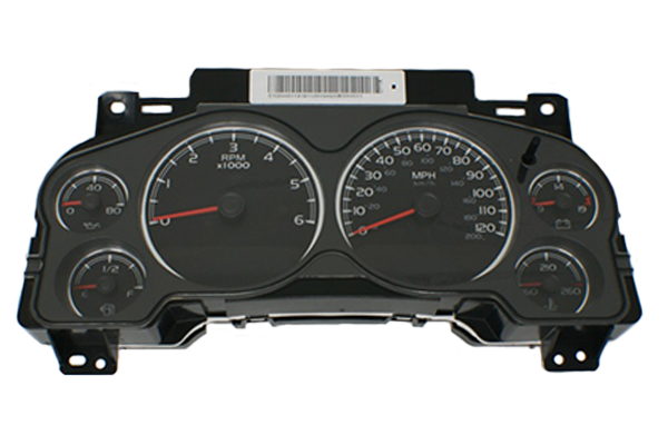 2007 - 2014 Chevy Avalanche - Instrument Cluster Repair