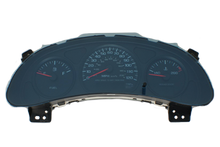 Load image into Gallery viewer, 2000 - 2005 Chevy Impala 3 gauge - Instrument Cluster Replacement