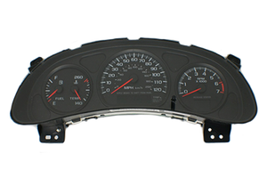 2000 - 2005 Chevy Impala 4 gauge - Instrument Cluster Replacement