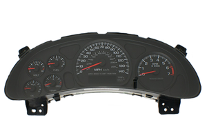 2000 - 2005 Chevy Impala 6 gauge - Instrument Cluster Replacement