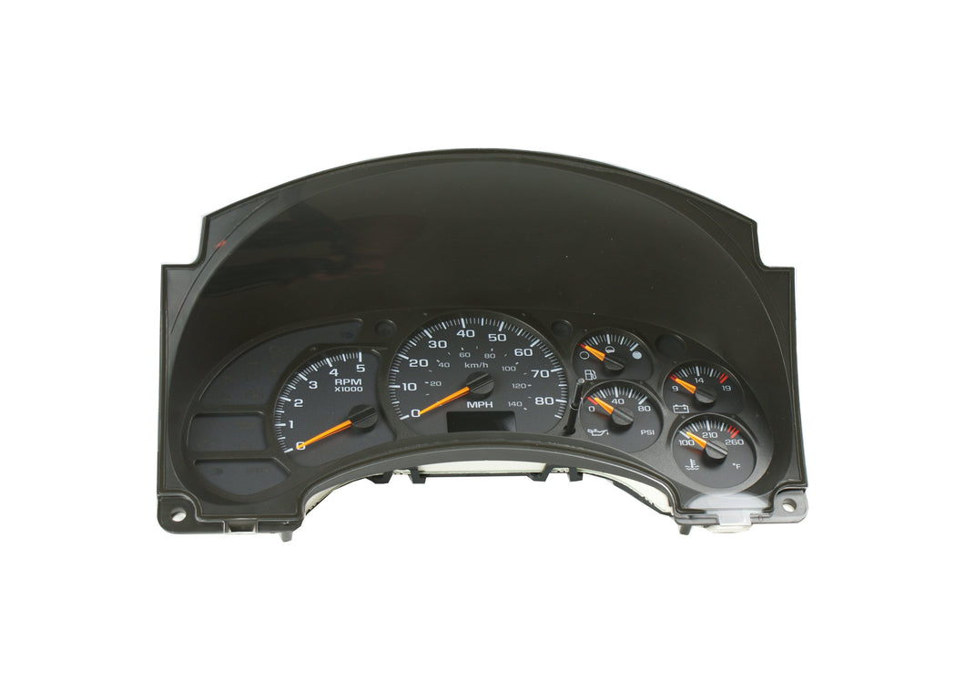2007 - 2009 GMC Kodiak Topkick - Instrument Cluster Replacement