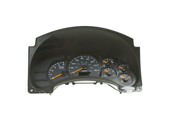 2003 - 2009 Chevy Kodiak - Instrument Cluster Replacement