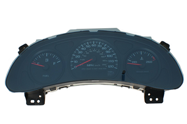 2000 - 2005 Chevy Monte Carlo 3 gauge - Instrument Cluster Replacement