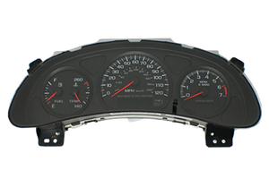 2000 - 2005 Chevy Monte Carlo 4 gauge - Instrument Cluster Replacement