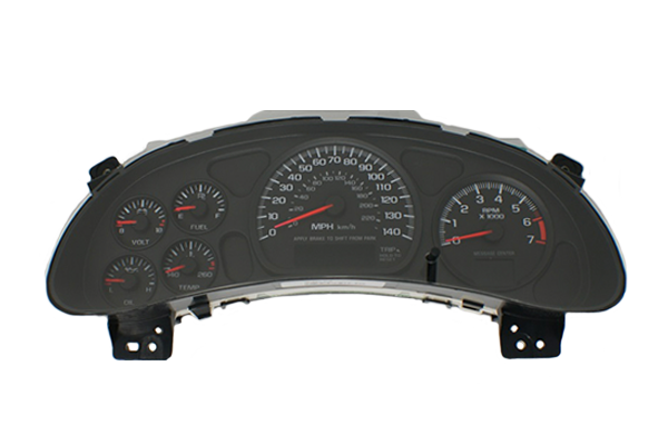 2000 - 2005 Chevy Monte Carlo 6 gauge - Instrument Cluster Repair
