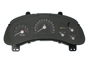2003 - 2004 Chevy SSR - Instrument Cluster Replacement