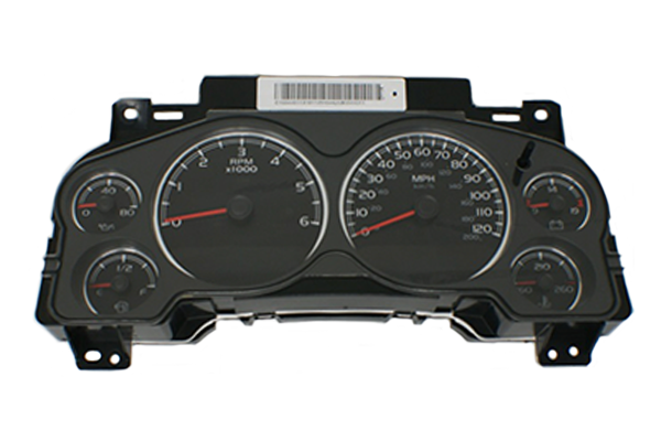 2007 - 2014 Chevy Suburban - Instrument Cluster Replacement