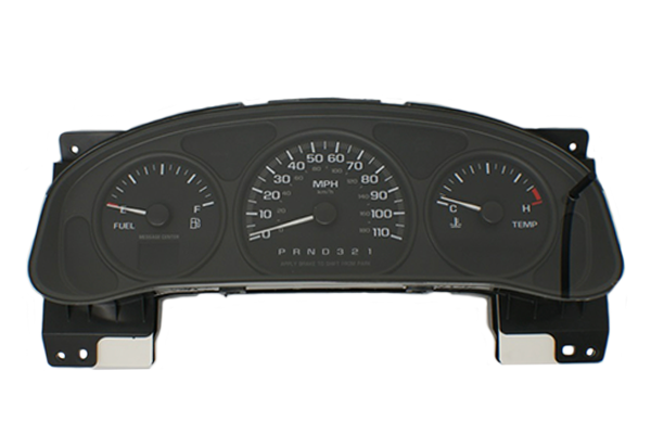 2003 - 2005 Chevy Venture - Instrument Cluster Replacement