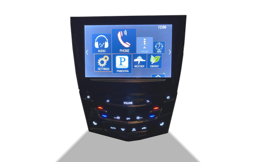 2013 - 2017 Cadillac CUE Radio Infotainment Nav Replacement