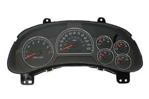 2003 - 2007 GMC Envoy - Instrument Cluster Replacement