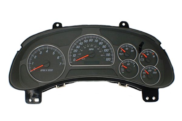 2002 - 2007 GMC Envoy Cluster Replacement