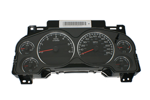 2007 - 2014 GMC Sierra - Instrument Cluster Replacement