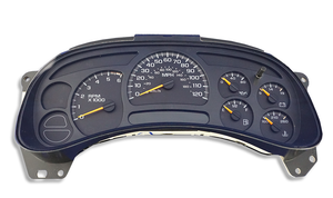 2003 - 2006 GMC Sierra - Instrument Cluster Repair
