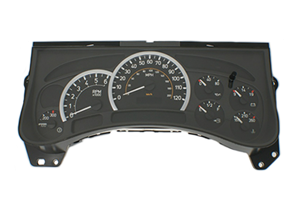 2004 - 2007 Hummer H2 - Instrument Cluster Replacement