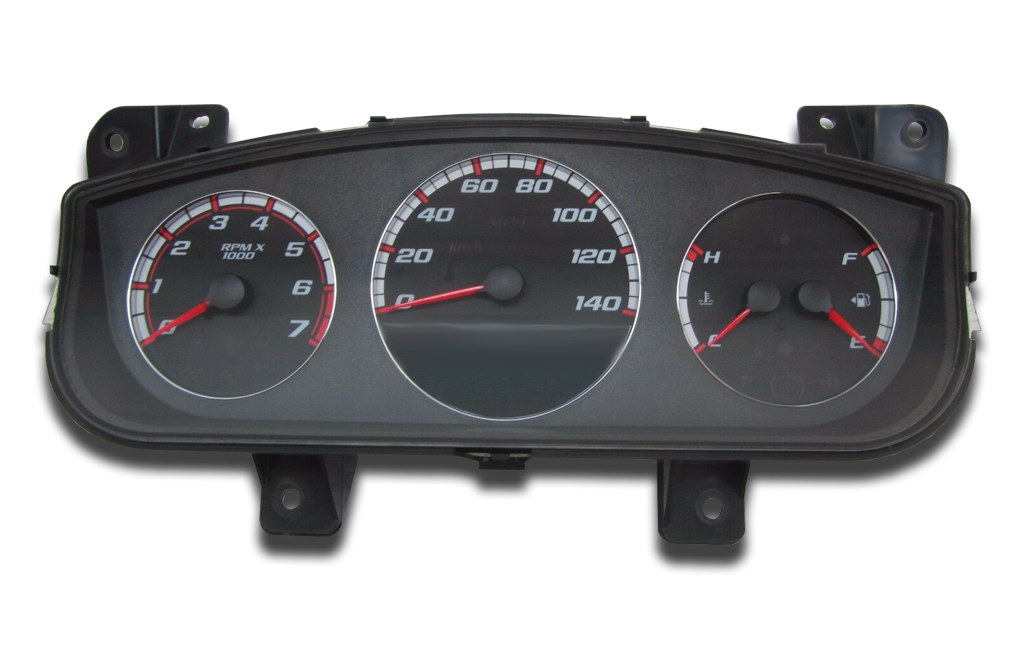 2006 - 2012 Chevrolet Impala - Instrument Cluster Repair