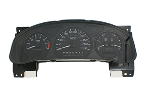 2001 - 2005 Oldsmobile Silhouette - Instrument Cluster Replacement
