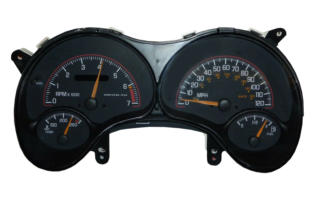 1998 - 2003 Pontiac Grand Prix - Instrument Cluster Replacement
