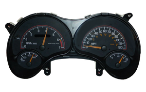 2000 - 2005 Pontiac Grand AM & GT - Instrument Cluster Repair