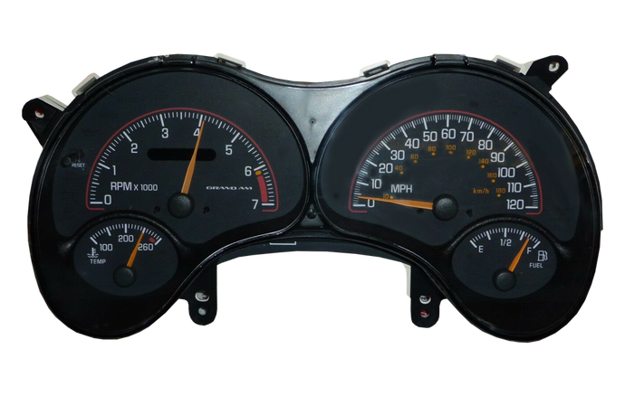 1998 - 2003 Pontiac Grand Prix - Instrument Cluster Repair
