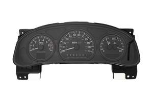 2001 - 2005 Pontiac Montana - Instrument Cluster Replacement