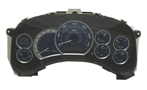 2002 Cadillac Escalade Instrument Cluster Replacement