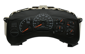 2002 GMC Yukon Instrument Cluster Repair
