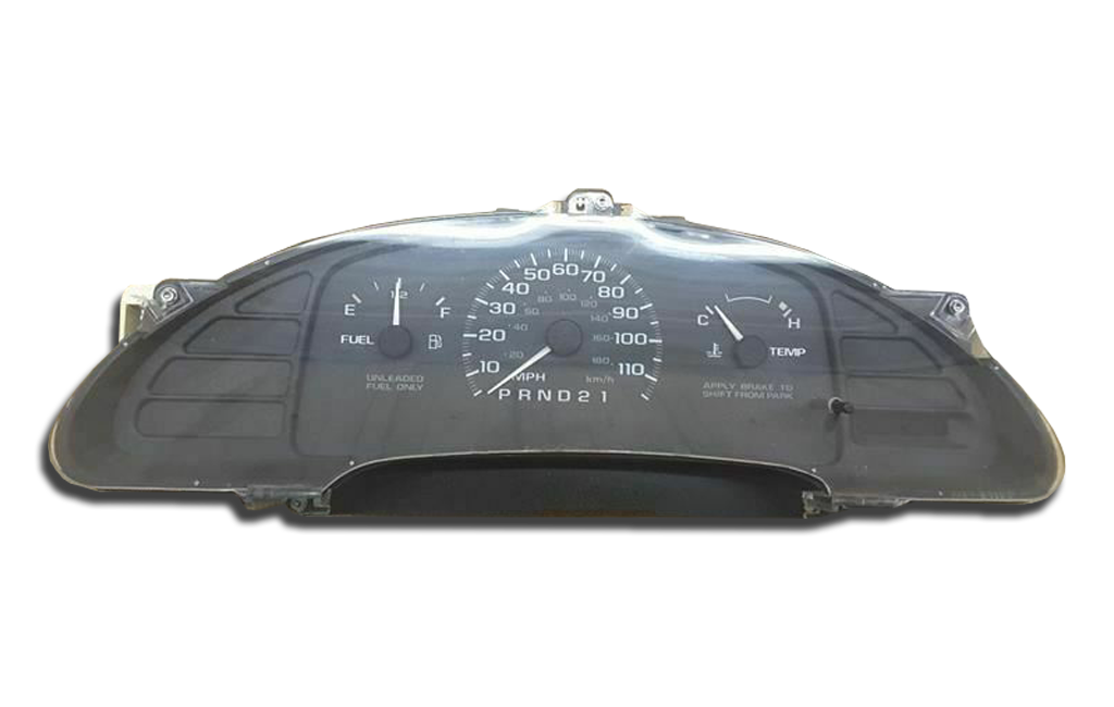 1998 Chevrolet Cavalier - Instrument Cluster Replacement