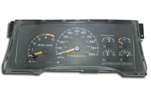 1997 - 1999 GMC Sierra - Instrument Cluster Replacement