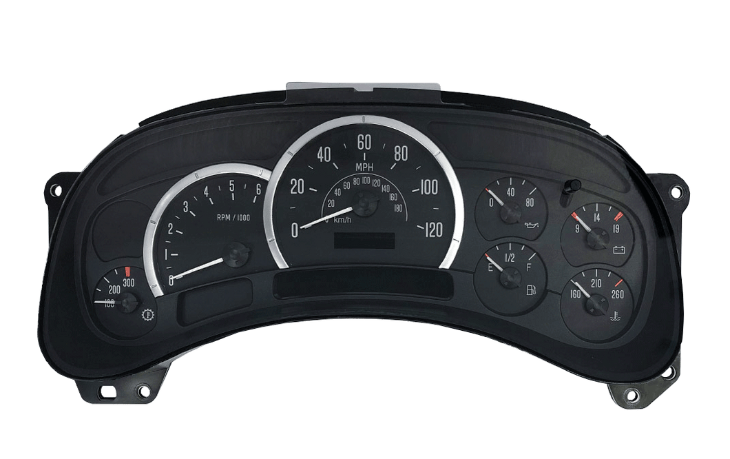 2003 - 2004 Cadillac Escalade - Instrument Cluster Repair